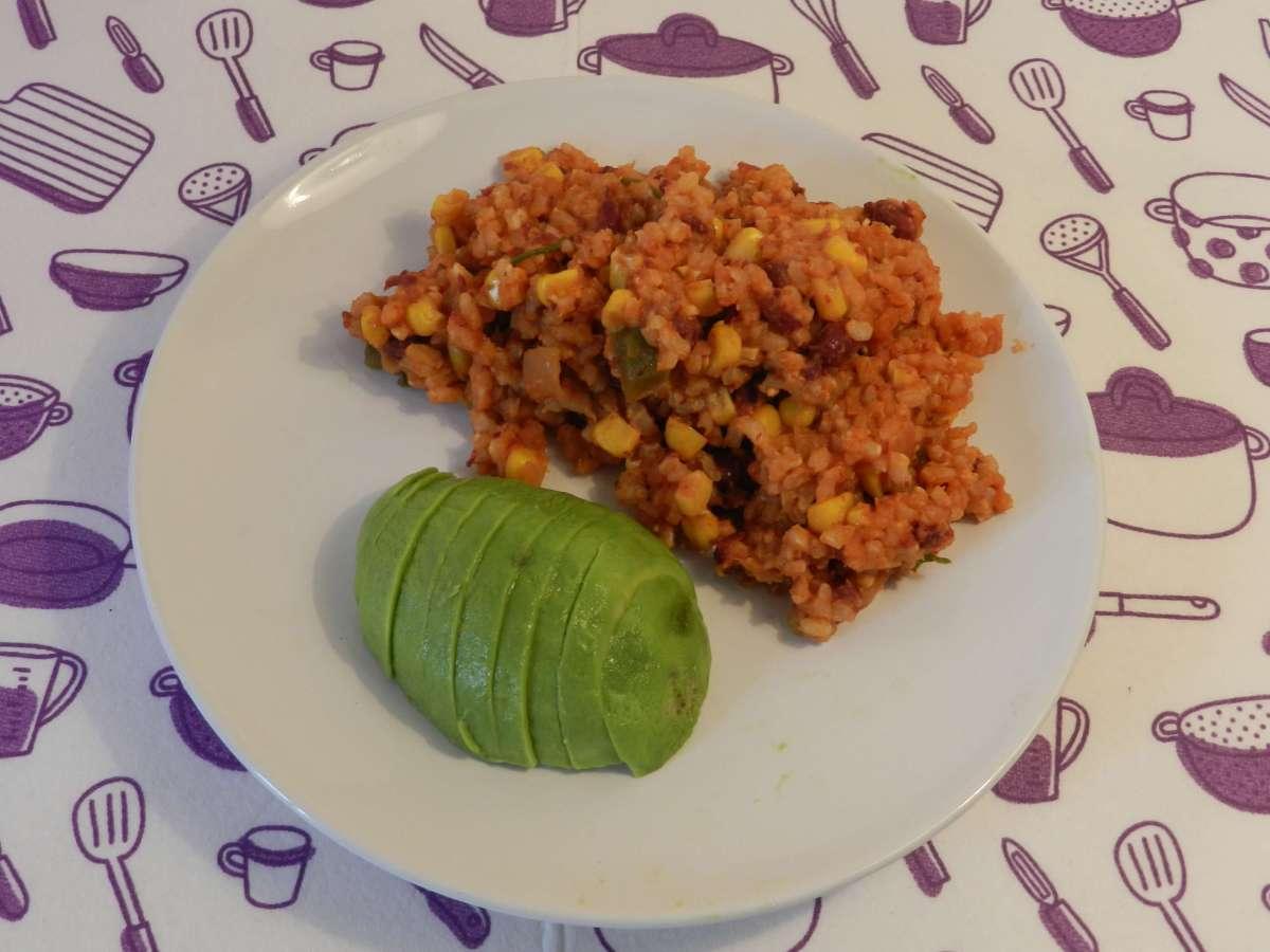 Burrito Pfanne