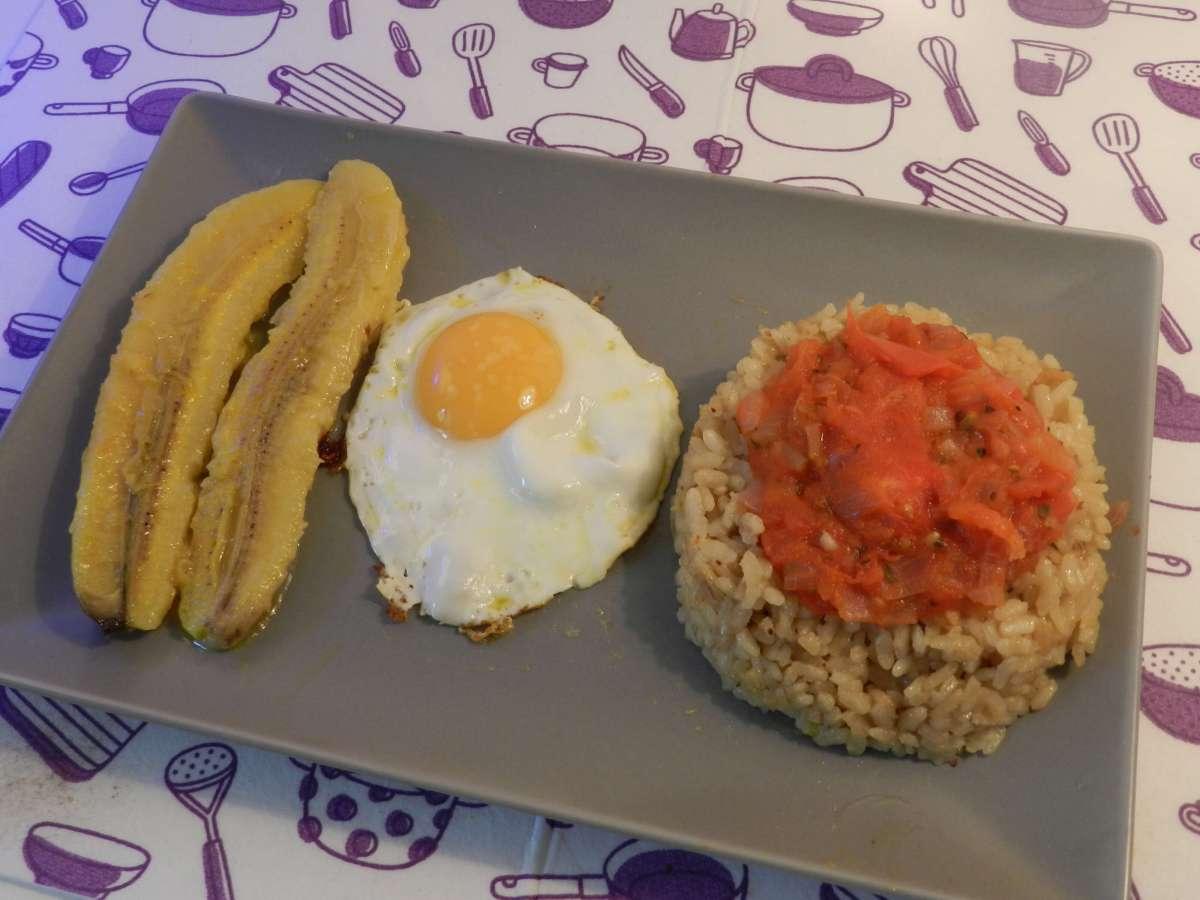 Kubanischer Reis